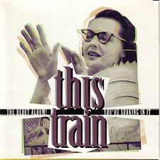 This Train-You're Soaking In it-1995 CD New