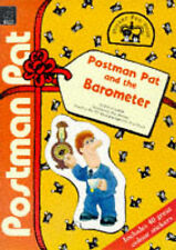 Postman Pat and the Barometer (Postman Pat Activity Books & Packs)-ExLibrary
