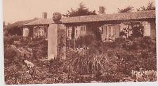 Ansichtskartenset  Bel Esbat, Sommerresidenz von Georges Clemenceaux