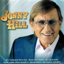 CD NEU/OVP - Jonny Hill - Die größten Schlagerstars