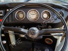 Para VW T2 Camper Autobús Bahía Cromo Dial Anillos rodea 1967-1979
