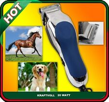 Professioneller Hunde Schermaschine Rasierer Tierhaarschneider Haustier trimmer