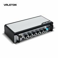 Valeton Bass Guitar Amp with Chorus Distortion Overdrive Asphalt TAR-20B Pedal