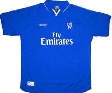 Chelsea Umbro Adults Memorabilia Football Shirts (English Clubs)