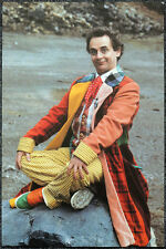 DOCTOR WHO POSTER . SYLVESTER MCCOY  - TIME AND THE RANI