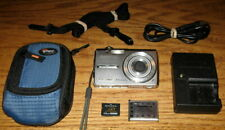 Olympus FE-280 8.0 MP 3.0x Optical Zoom Silver UVGC Guarantee Free Shipping