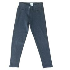 Crewcuts Girls 8y Gray Stretchy Pants