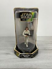 Star Wars Epic Force PRINCESS LEIA ORGANA Kenner 1998 BOXED SEALED NOS
