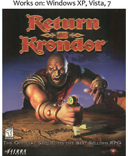 Return to Krondor 1998 PC Game