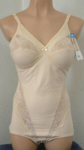 NATURANA 3022, MEDIUM CONTROL, SOFT CUP CORSELETTE IN BEIGE