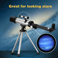 Pro F36050 Beginners Astronomical Universal Telescopes Tube +Tripod w/Finderscop