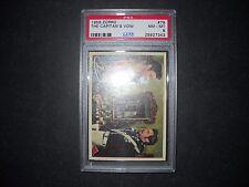1958 ZORRO CARD #79  TOPPS  *GRADED PSA 8*  (ONLY 1 HIGHER)