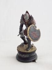 Figurine Collection Jeux d'Echecs Seigneur des Anneaux Orc avec Hache Pion noir
