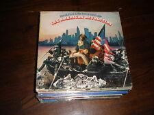David Peel & The Lower East Side LP The American Revolution