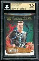 Luka Doncic RC 2018-19 Court Kings Emerging Artists #7 BGS 9.5 (9.5 9.5 10 9.5)