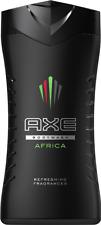 1 X 250ml AXE Duschgel Africa