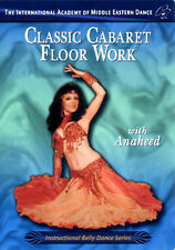 Learn Classic Cabaret Belly Dance FloorWork - BellyDance DVD