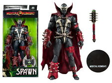 "McFarlane Toys Mortal Kombat Spawn with Mace 7"" Action Figure"
