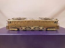 HO BRASS ALCO MODELS E-105 PENNSYLVANIA P-5A ELECTRIC LOCOMOTIVE