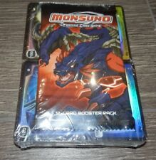 Monsuno Trading Card Game (Including Booster Pack)  NEW