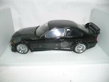 1996 BMW M3 E36 GTR COUPE STREET CAR BLACK 1:18 UT-MODELS 20481 ULTRA RARE