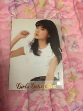 SNSD Sooyoung Rare Etched OFFICIAL Starcard  Card Kpop k-pop Girls Generation