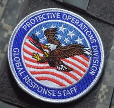 GLOBAL RESPONSE STAFF (GRS) PROTECTIVE OPERATIONS DIVISION FUSION CELL (COLOR)