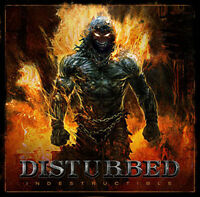 "Disturbed : Indestructible Vinyl 12"" Album (2015) ***NEW*** Fast and FREE P & P"