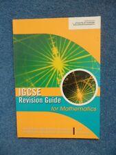 IGCSE Revision Guide for Mathematics by Michael Handbury, Mark Patmore,...