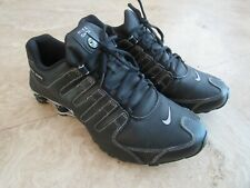 Mens size 12 Nike Shox athletic shoes, sneakers