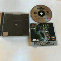 Alien Trilogy / Boxed & Manual, No Front Inlay / Playstation 1 PS1 PS2 PS3 / PAL