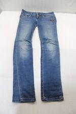 J6380 G-Star Fender Skinny WMN Jeans W27 L30 Blau  mit Mängeln