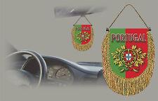 *LIQUIDATION SALE* *MUST GO* - PORTUGAL WORLD FLAG CAR BANNER PENNANT