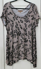Woman's 2X rayon top by Maria Christina Woman