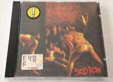 SKID ROW SLAVE TO THE GRIND CD ALBUM OTTIMO SPED GRATIS SU + ACQUISTI