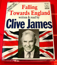 Clive James Reads Falling Towards England 2-Tape Audio Book Autobiography