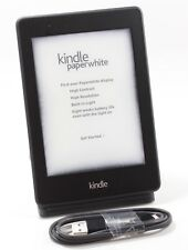 "Kindle Paperwhite, 6"" HD (212 ppi) w/ Built-in Light, Wi-Fi (Prev Gen - 6th) GD"