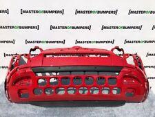 FIAT PANDA CROSS 2015-2019 FRONT BUMPER IN RED GENUINE [F454]