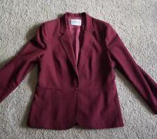 Vintage LEVI STRAUSS & CO. Size 16  Women's Marooon Suit
