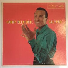 """Calypso (Record 12"""" 33RPM) Harry Belafonte Orthophonic RCA Victor ShopVinyls.com"""