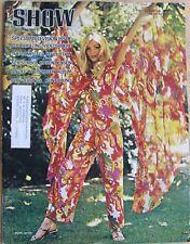SHOW Magazine Aug. 6, 1970 SPECIAL TELEVISION ISSUE Karen Jensen COMPUTER TV