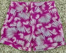 """A*""  Gap kids size 8 fushia deep pink canvas shorts"