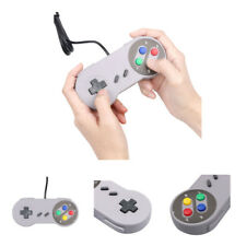 Retro Super Nintendo SNES USB Controller Joypads for Win PC/MAC Gamepads