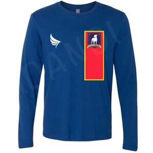 🔥 Ted Lasso AFC Richmond Inspired Men's/Unisex Long Sleeve T shirt Crest Coach