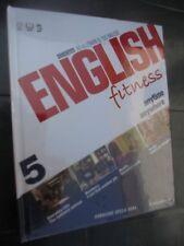 DVD LIBRO N°5 ENGLISH FITNESS DIVERTITI AD ALLENARE IL TUO INGLESE CORRIERE