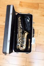 Selmer Student Model AS500 Eb Alto Saxaphone in great condition