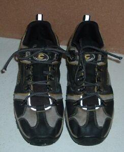 preowned vtg. cannondale mens mountain bike shoes sz 12