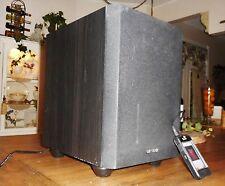 Aiwa SX-AVR30U Active Speaker System Powered Surround Sound 55W Subwoofer