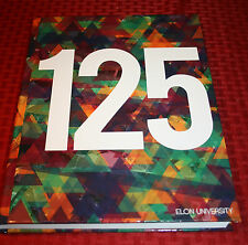 2014 Elon University (NC) Phi Psi Cli college yearbook--excellent condition!!!