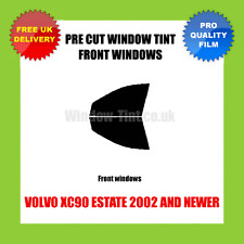 VOLVO XC90 ESTATE 2002+ FRONT PRE CUT WINDOW TINT KIT
